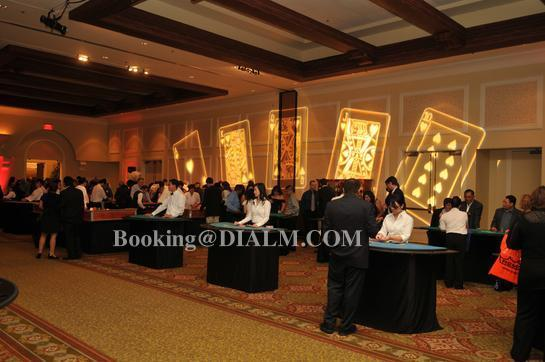 Casino Parties for Team Bonding and Team Building Events